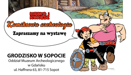 Komiksowa Archeologia