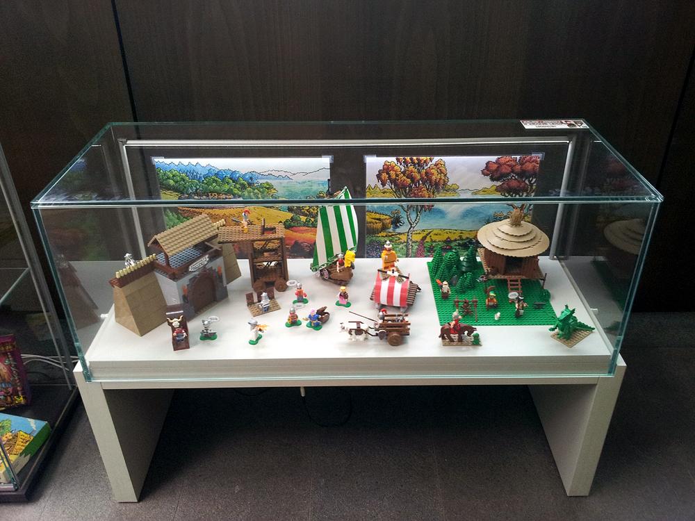 Komiksowa Archeologia - Wystawa/ foto: mat prasowe