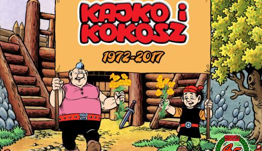 Kajko i Kokosz - 45 lat