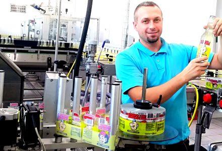 Kajko i Kokosz – nowa marka napojów gazowanych na polskim rynku .